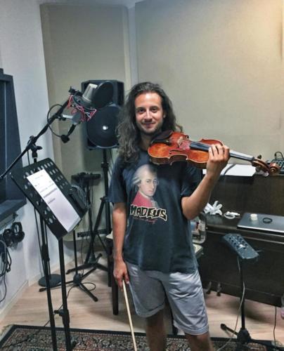Violin Gabry